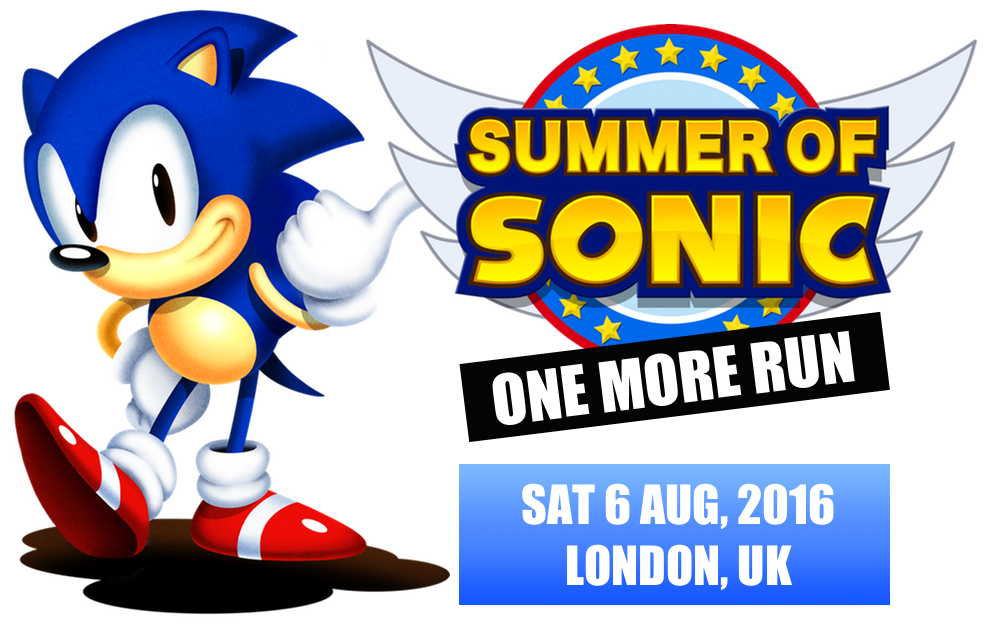 Logo Summer of sonic 16